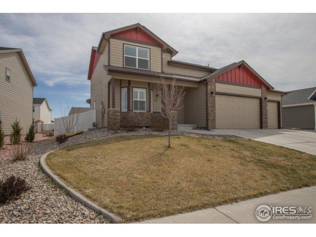 713 Ponderosa Dr, Severance, CO 80550 (MLS #856258) :: The Daniels Group at Remax Alliance