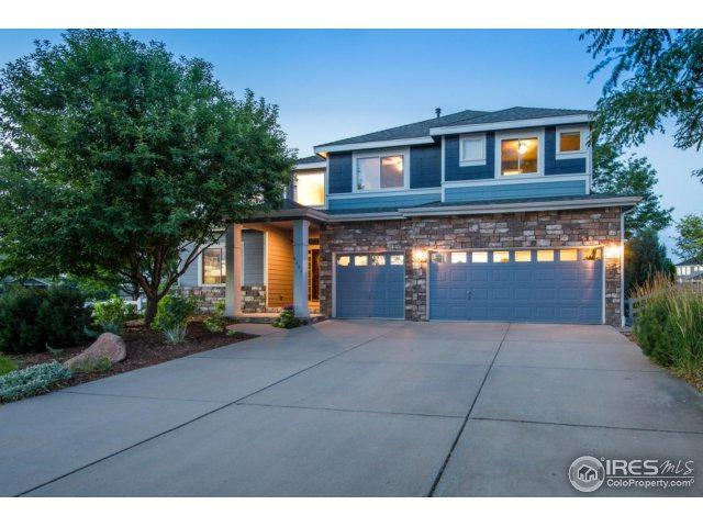 8494 Castaway Dr, Windsor, CO 80528 (MLS #856278) :: The Daniels Group at Remax Alliance