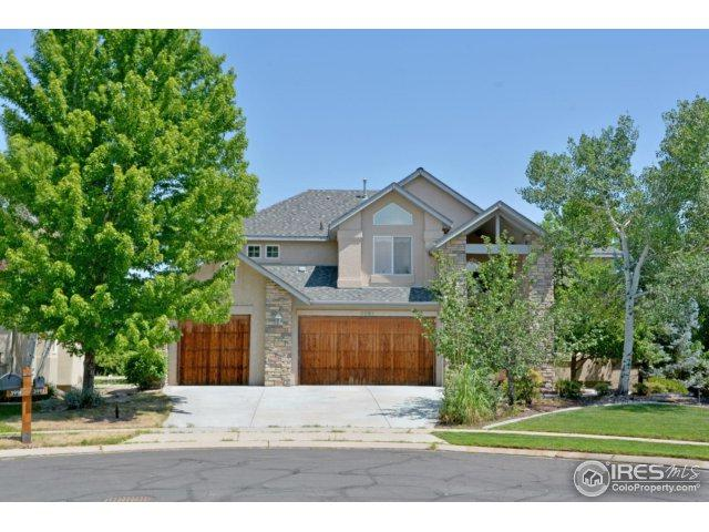 3981 Troon Cir, Broomfield, CO 80023 (MLS #856307) :: The Daniels Group at Remax Alliance