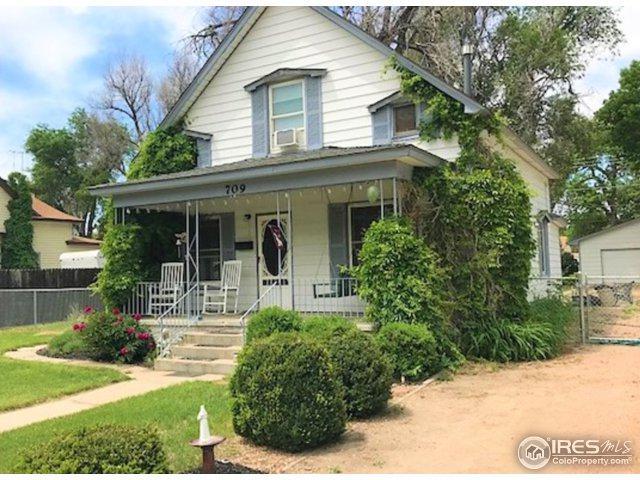 709 Sherman St, Fort Morgan, CO 80701 (MLS #856322) :: 8z Real Estate
