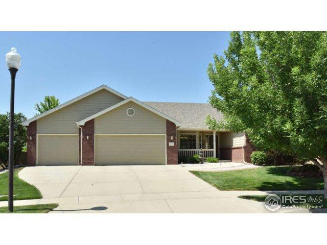 3275 Honholz Dr, Loveland, CO 80538 (#856335) :: The Peak Properties Group