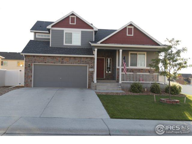2305 75th Ave, Greeley, CO 80634 (#856348) :: The Griffith Home Team