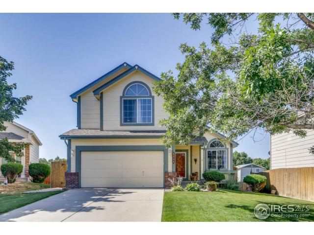 6328 W 96th Pl, Westminster, CO 80021 (#856352) :: The Griffith Home Team
