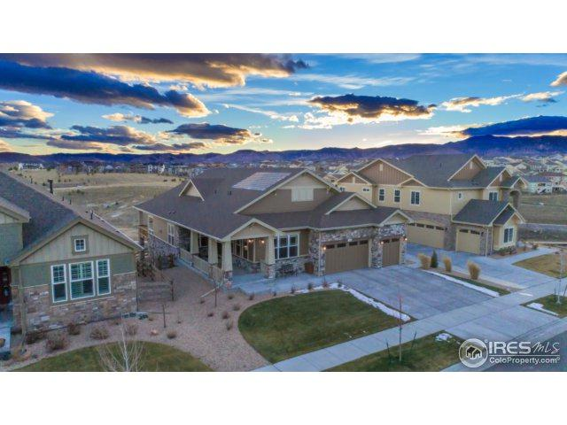 17082 W 85th Pl, Arvada, CO 80007 (#856353) :: The Griffith Home Team