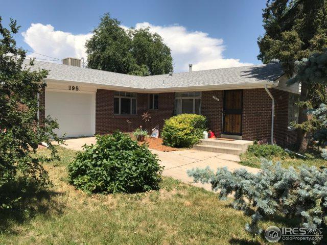 195 Kohl St, Broomfield, CO 80020 (MLS #856399) :: 8z Real Estate