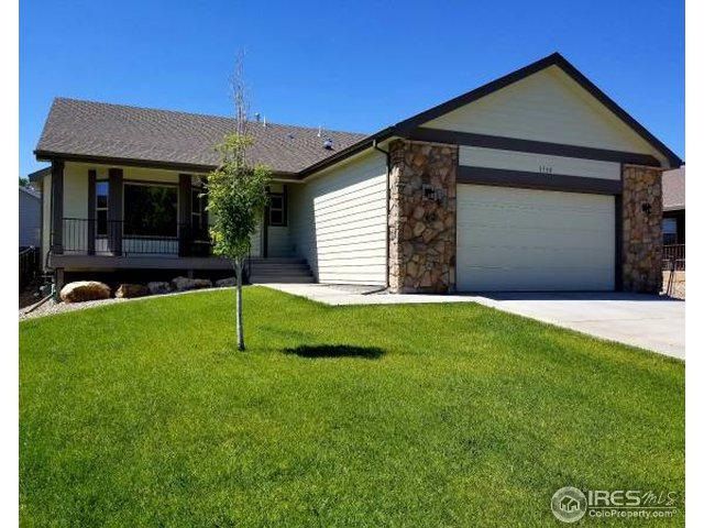 1750 Goldenvue Dr, Johnstown, CO 80534 (MLS #856405) :: The Daniels Group at Remax Alliance