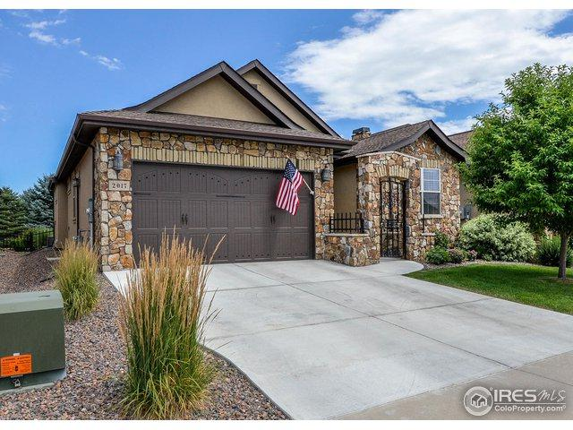 2017 Vineyard Dr, Windsor, CO 80550 (MLS #856424) :: Downtown Real Estate Partners