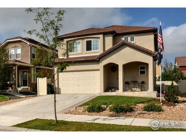 3608 Maplewood Ln, Johnstown, CO 80534 (MLS #856425) :: Tracy's Team
