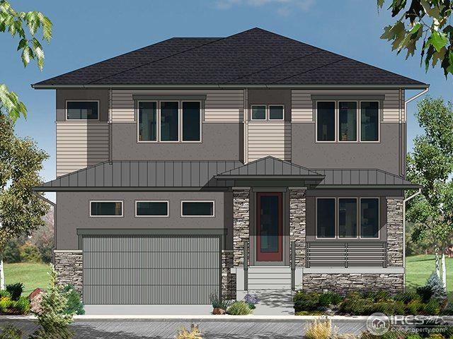 1933 Blue Star Ln, Louisville, CO 80027 (MLS #856426) :: The Lamperes Team