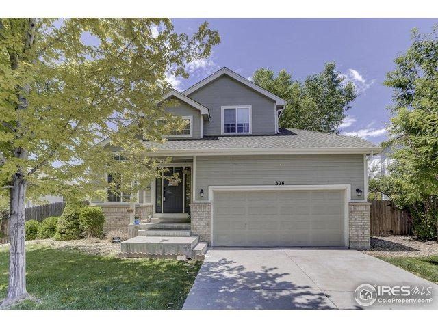 326 Graham Ln, Johnstown, CO 80534 (MLS #856451) :: The Daniels Group at Remax Alliance