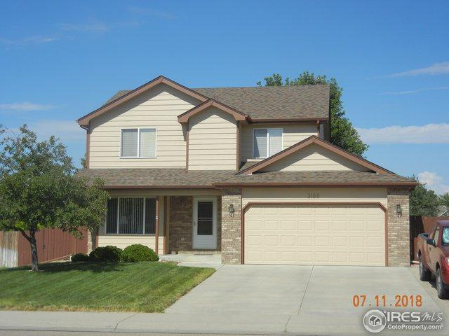 3165 52nd Ave, Greeley, CO 80634 (MLS #856471) :: 8z Real Estate