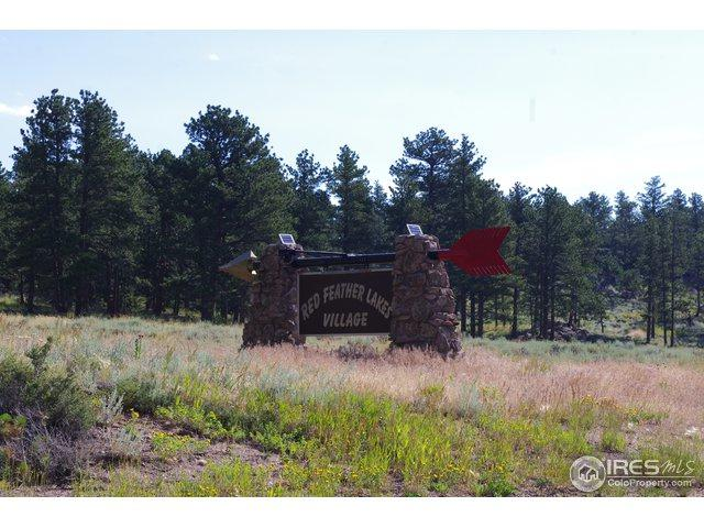 0 Columbine Dr, Red Feather Lakes, CO 80545 (MLS #856483) :: 8z Real Estate