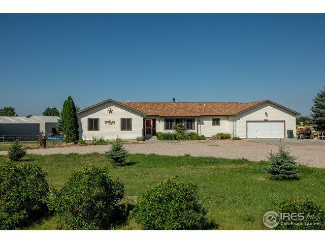 7985 Pheasant Run Ln, Wellington, CO 80549 (MLS #856490) :: Kittle Real Estate