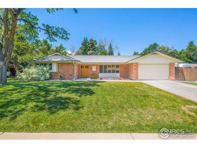 305 Lipan Way, Boulder, CO 80303 (MLS #856499) :: 8z Real Estate