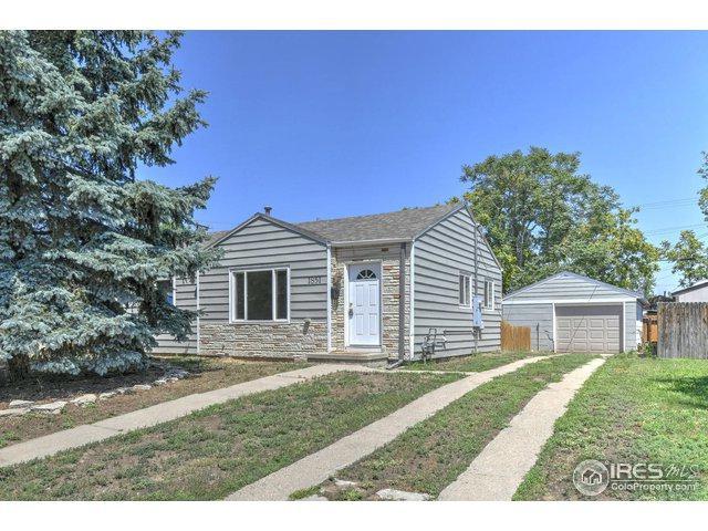 1851 W Chaffee Pl, Denver, CO 80211 (#856506) :: My Home Team