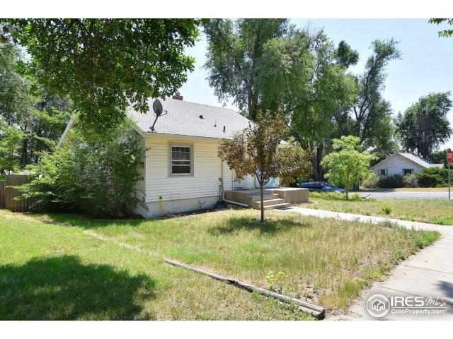 2130 9th Ave, Greeley, CO 80631 (MLS #856512) :: 8z Real Estate