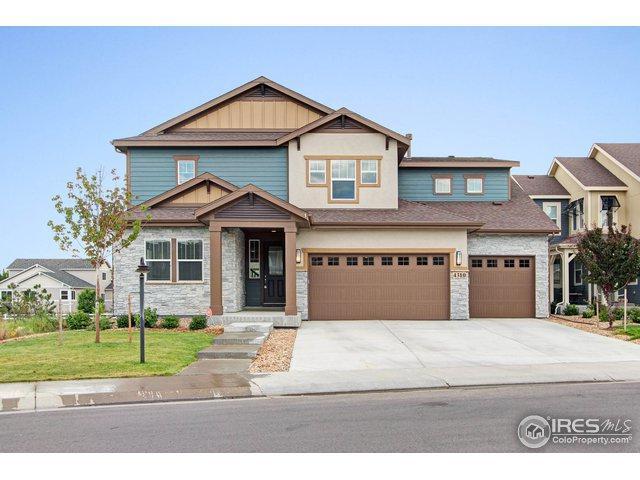 4310 Lyric Falls Dr, Loveland, CO 80538 (MLS #856522) :: Downtown Real Estate Partners