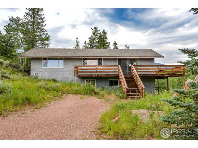 193 Tiny Bob Rd, Red Feather Lakes, CO 80545 (MLS #856529) :: Kittle Real Estate