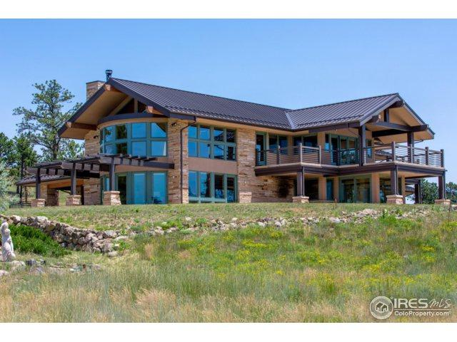 4789 Sunshine Canyon Dr, Boulder, CO 80302 (#856535) :: The Peak Properties Group
