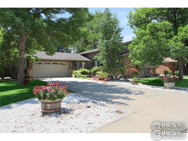 2306 Greenland Dr, Loveland, CO 80538 (#856566) :: The Peak Properties Group