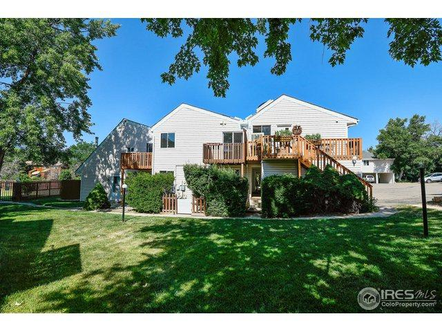 3660 Iris Ave #1, Boulder, CO 80301 (MLS #856582) :: The Daniels Group at Remax Alliance