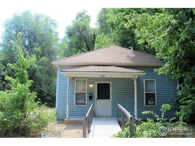 519 E Mulberry St, Fort Collins, CO 80524 (MLS #856601) :: 8z Real Estate