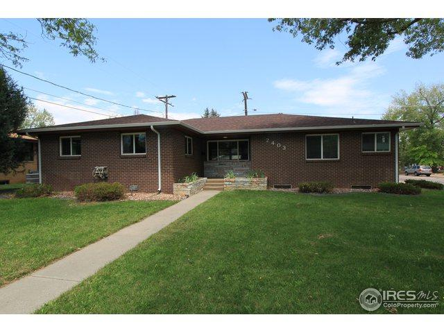 2403 W 12th St #2403, Greeley, CO 80634 (MLS #856602) :: 8z Real Estate