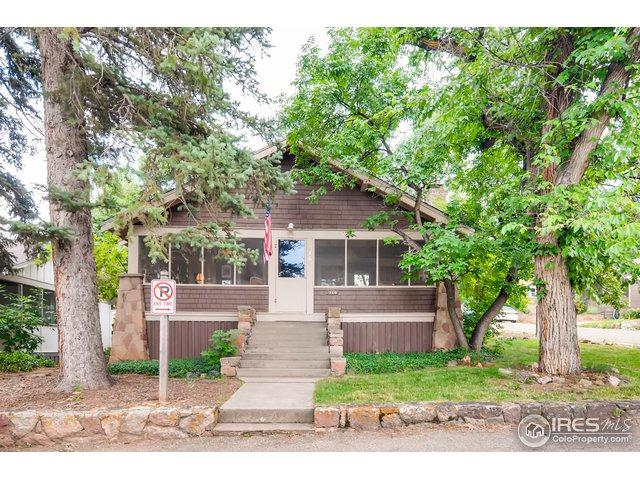 316 Chautauqua Park, Boulder, CO 80302 (MLS #856608) :: 8z Real Estate