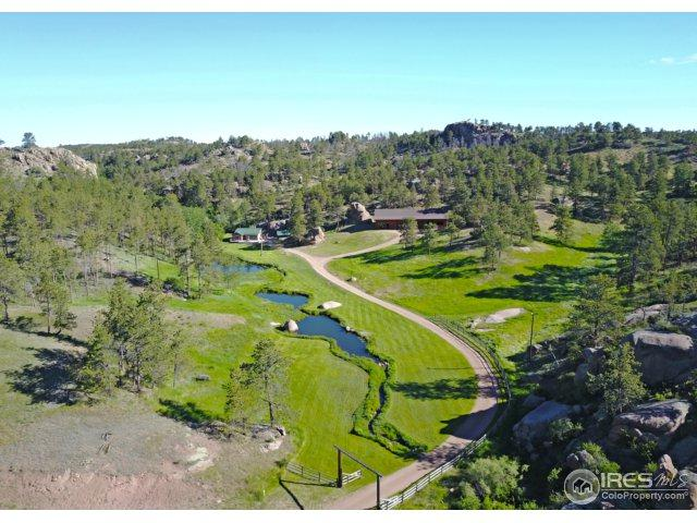0 Little Ponderosa Way, Livermore, CO 80536 (#856610) :: My Home Team