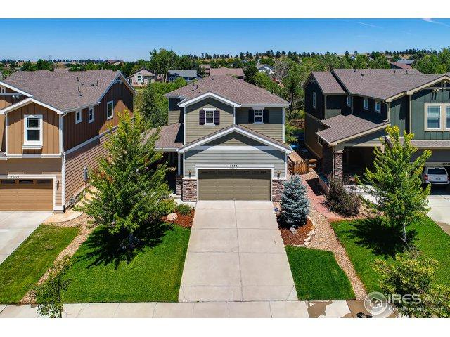 23731 Eagle Bend Ln, Parker, CO 80138 (#856611) :: The Peak Properties Group