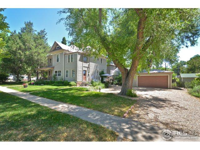 329 5th Ave, Longmont, CO 80501 (MLS #856613) :: The Daniels Group at Remax Alliance