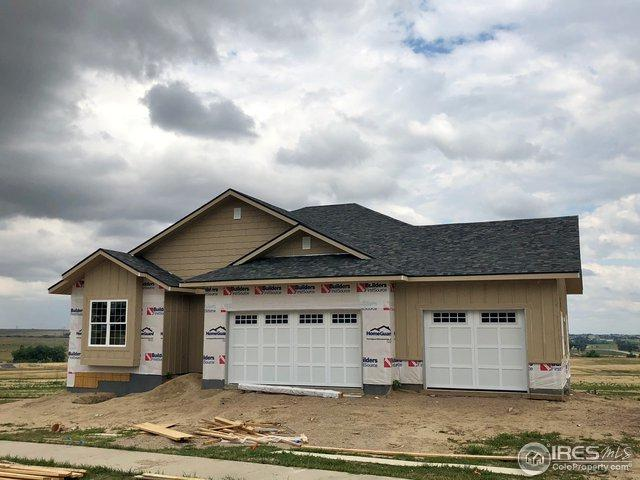 3800 Bridle Ridge Cir, Severance, CO 80524 (#856614) :: My Home Team