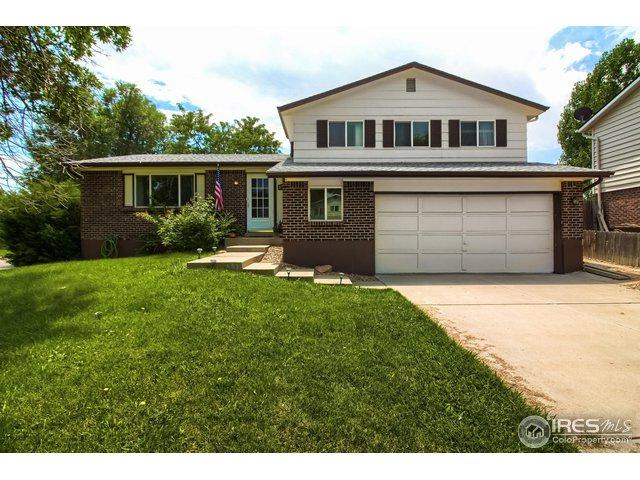 9314 W Capri Ave, Littleton, CO 80123 (#856635) :: My Home Team
