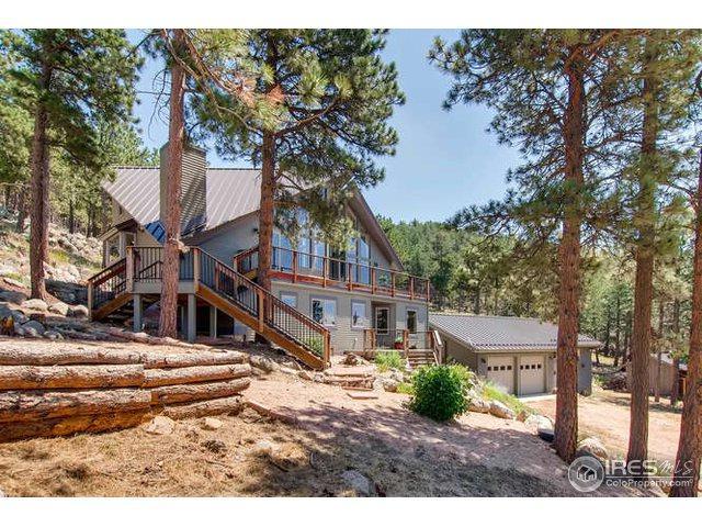 4138 Lee Hill Dr, Boulder, CO 80302 (#856646) :: The Peak Properties Group
