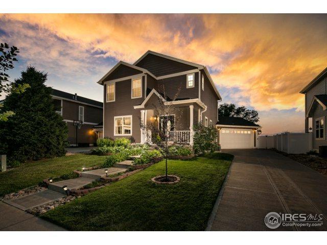 1302 Fairfield Ave, Windsor, CO 80550 (MLS #856653) :: The Daniels Group at Remax Alliance