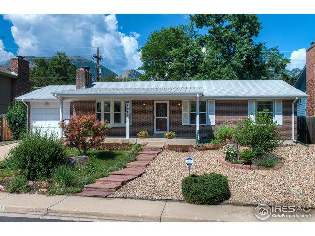 3131 Endicott Dr, Boulder, CO 80305 (#856662) :: My Home Team