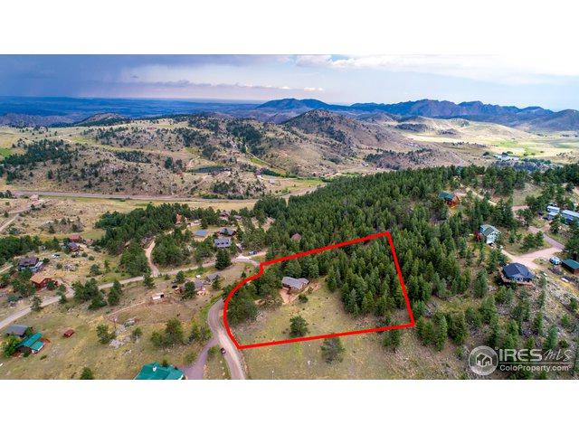 672 Mount Harvard Rd, Livermore, CO 80536 (MLS #856669) :: Kittle Real Estate