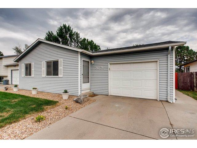 2026 Wedgewood Dr, Greeley, CO 80631 (#856674) :: My Home Team