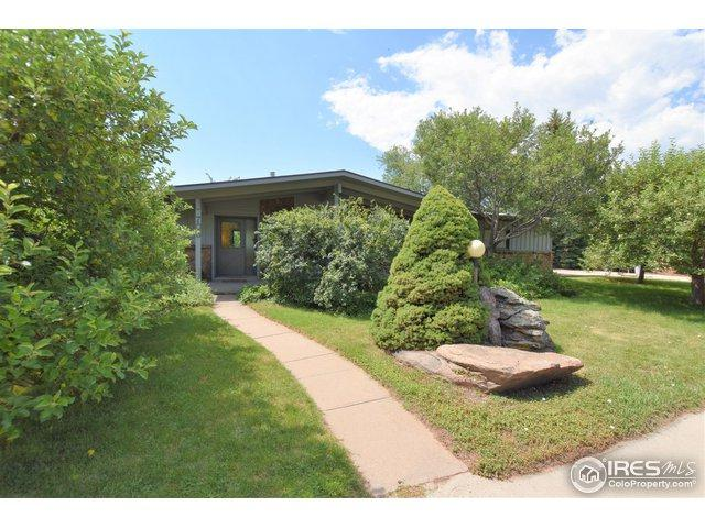 705 Birky Pl, Fort Collins, CO 80526 (#856678) :: My Home Team