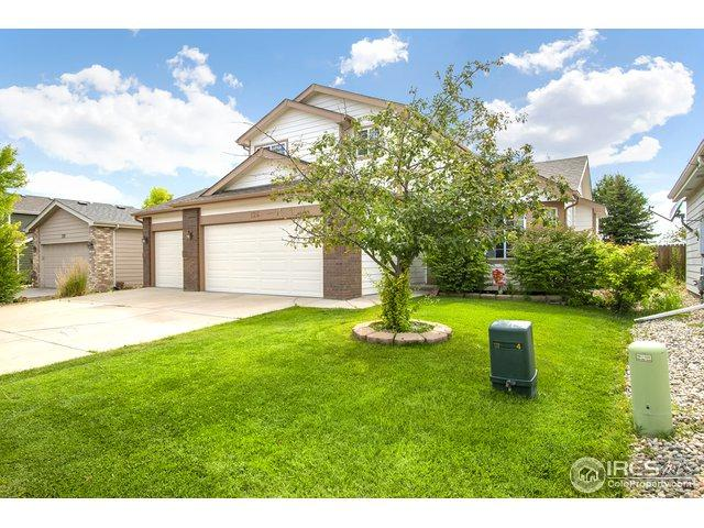 126 Sandstone Dr, Johnstown, CO 80534 (MLS #856679) :: The Daniels Group at Remax Alliance