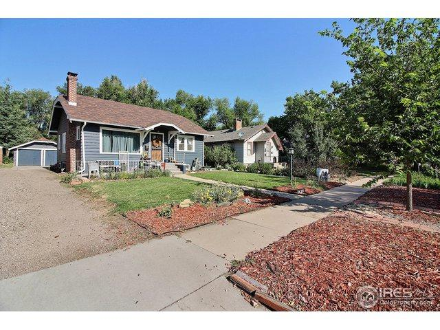 1815 14th Ave, Greeley, CO 80631 (MLS #856695) :: The Daniels Group at Remax Alliance