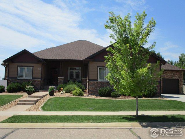 3309 70th Ave, Greeley, CO 80634 (MLS #856726) :: The Daniels Group at Remax Alliance