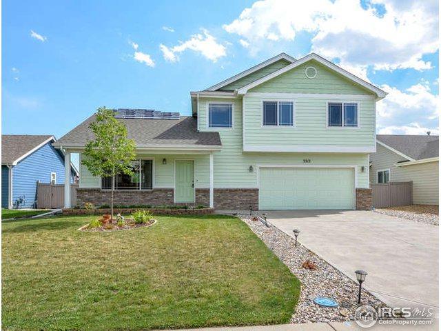 3313 Firewater Ln, Wellington, CO 80549 (MLS #856736) :: Kittle Real Estate
