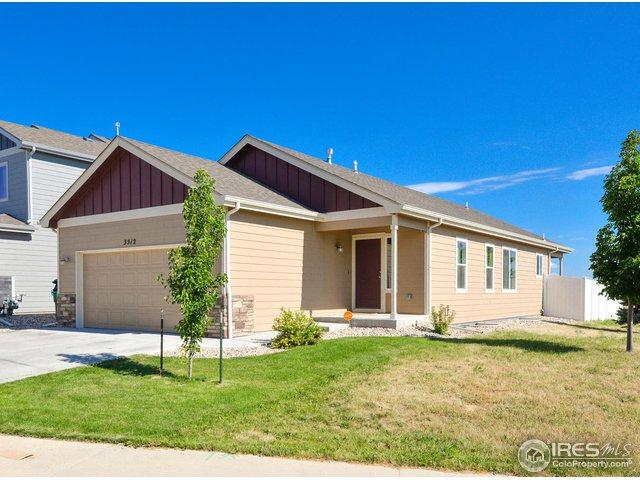 3512 Willow Dr, Evans, CO 80620 (MLS #856750) :: Tracy's Team