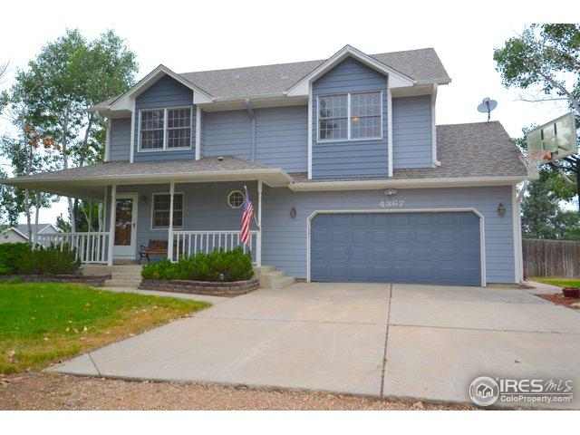 4367 37th St, Evans, CO 80620 (MLS #856763) :: Tracy's Team