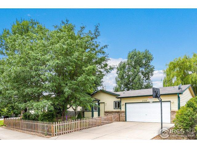 2109 Almond Ave, Greeley, CO 80631 (MLS #856768) :: The Daniels Group at Remax Alliance