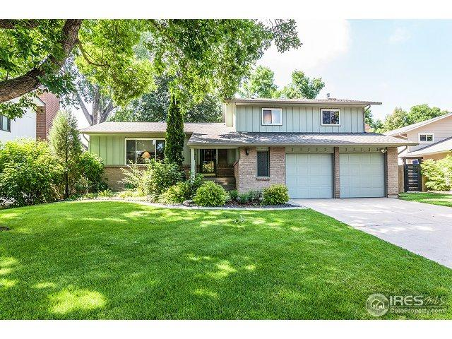 625 Strachan Dr, Fort Collins, CO 80525 (MLS #856769) :: The Daniels Group at Remax Alliance