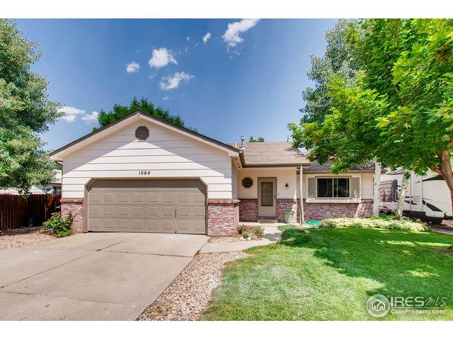 1064 S Edinburgh Dr, Loveland, CO 80537 (MLS #856781) :: The Daniels Group at Remax Alliance
