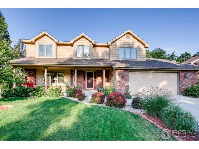 3712 Bromley Dr, Fort Collins, CO 80525 (#856786) :: The Peak Properties Group