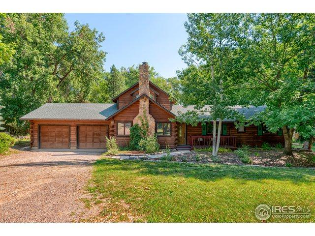 1712 Morning Dr, Loveland, CO 80538 (MLS #856792) :: The Daniels Group at Remax Alliance